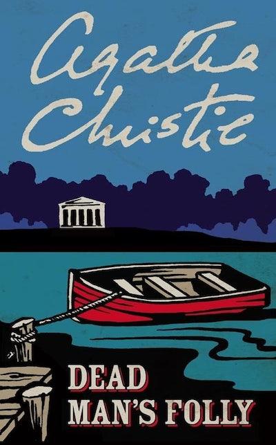 Dead Mans Folly By Agatha Christie Agatha Christie