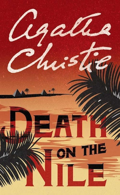 Image result for Death on the Nile by Agatha Christie