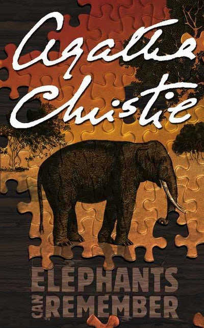 Elephants Can Remember by Agatha Christie - Agatha Christie (UK)