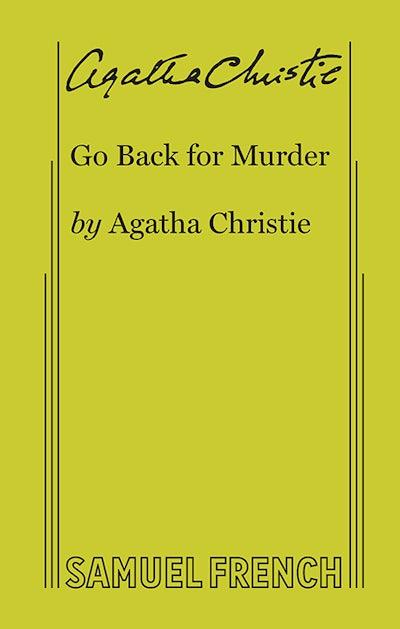 Go Back for Murder - Play