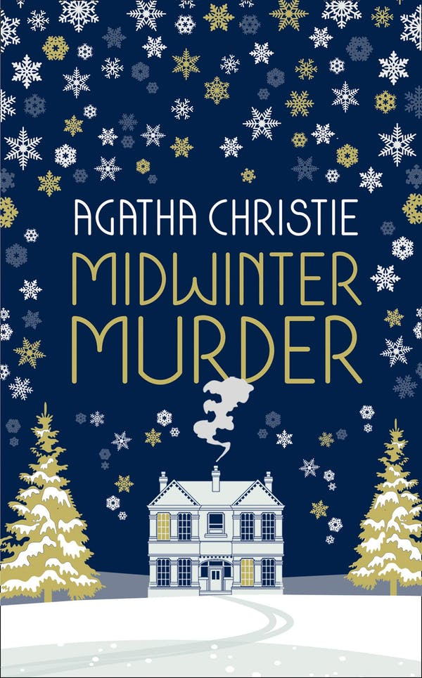 Jacket Midwinter Murder UK