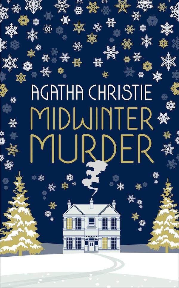 Jacket Midwinter Murder UK
