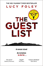 The Guest List by Lucy Foley