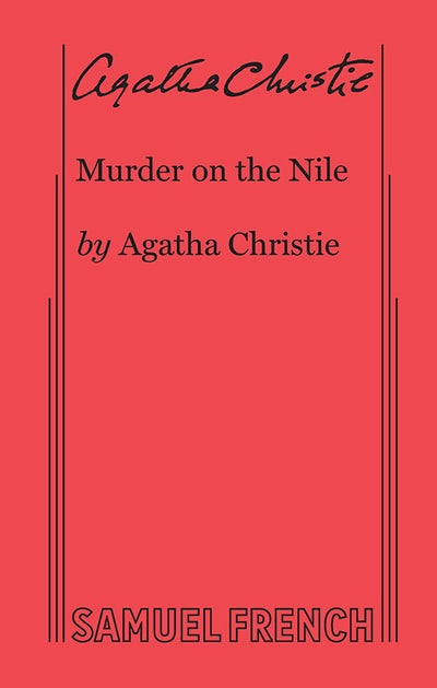 Murder On The Nile - Play