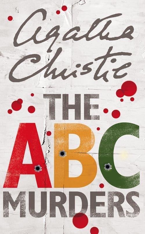 The Abc Murders By Agatha Christie Agatha Christie