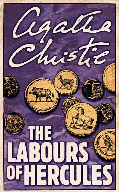 The Labours of Hercules by Agatha Christie - Agatha Christie