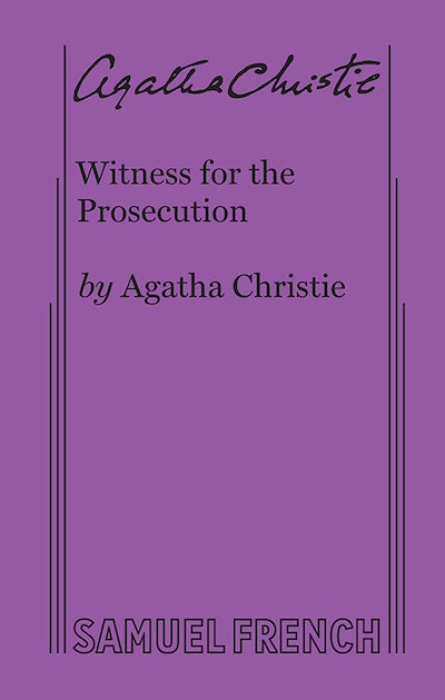 Witness For The Prosecution - Play