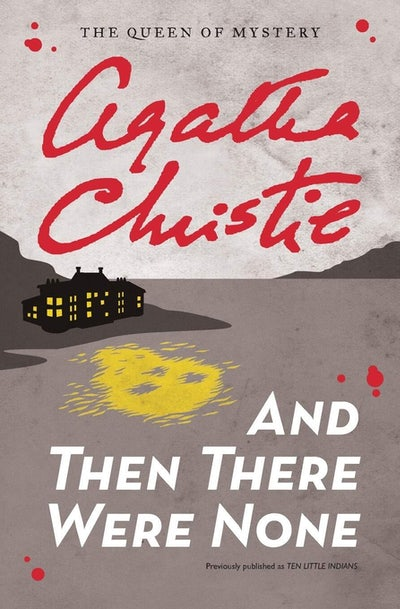 And Then There Were None by Agatha Christie - Agatha Christie