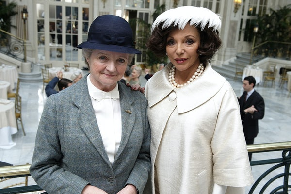 L Inline Miss Marple Joan Collins