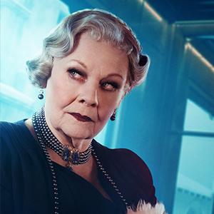 Dame Judi Dench - Agatha Christie