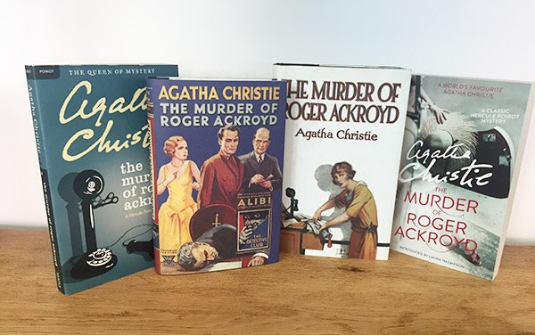 90 Years Of Christie Favourite The Murder Of Roger Ackroyd Agatha