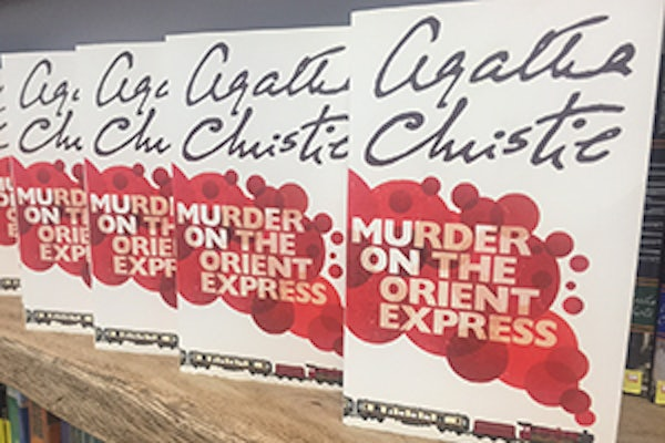 Murder on the Orient Express - Book of the Month