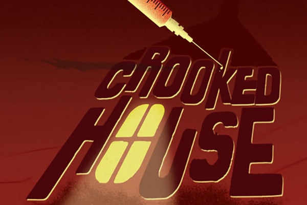Book Of The Month Crooked House