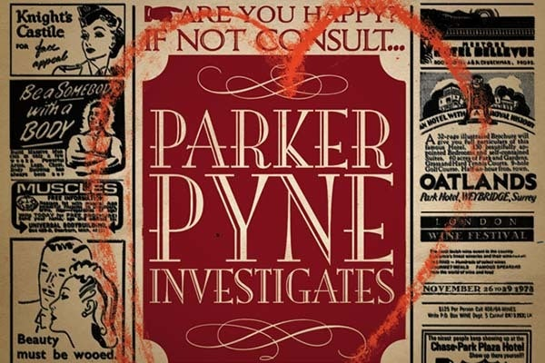 Book Of The Month Parker Pyne Investigates