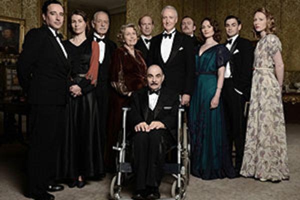Agatha Christie's Poirot receives Emmy Nomination