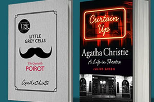 Four New Christie Related Books Released in 2015