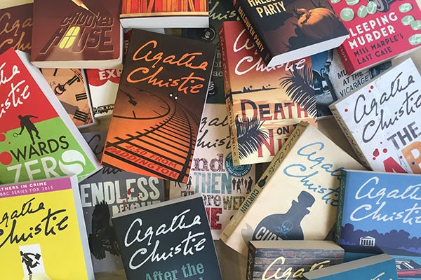 Recommended-Agatha-Christie-Novels