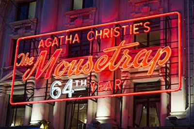 the mousetrap story summary